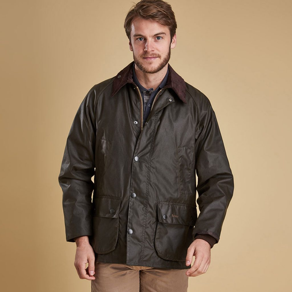 Barbour classic bedale® wax jacket