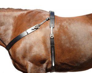 Berney Leather Paddock Roller