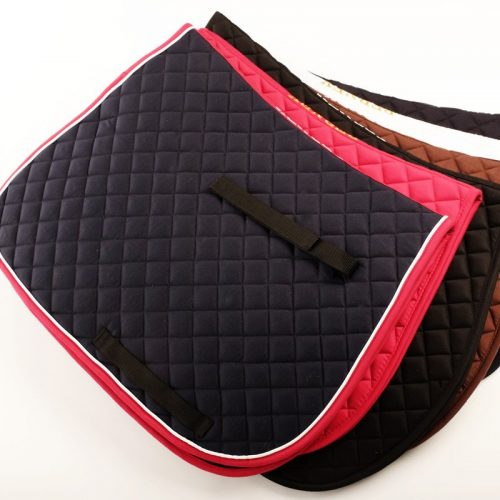 Berney Cotton Saddle Pads