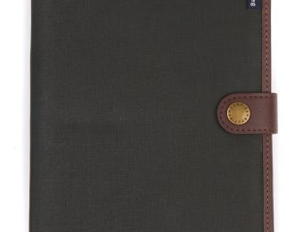 Barbour Drywax Notebook and Cover