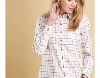 Barbour Ladies Triple Bar Shirt