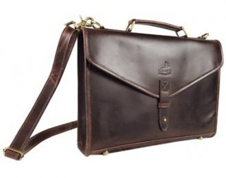 Adam Briefcase – Leather
