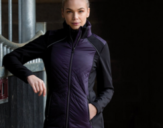 Equetech Apollo Quilted Soft Shell Jacket