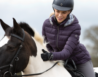 Equetech Chalgrove Micro Packable Coat