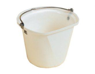 Flat Side Bucket