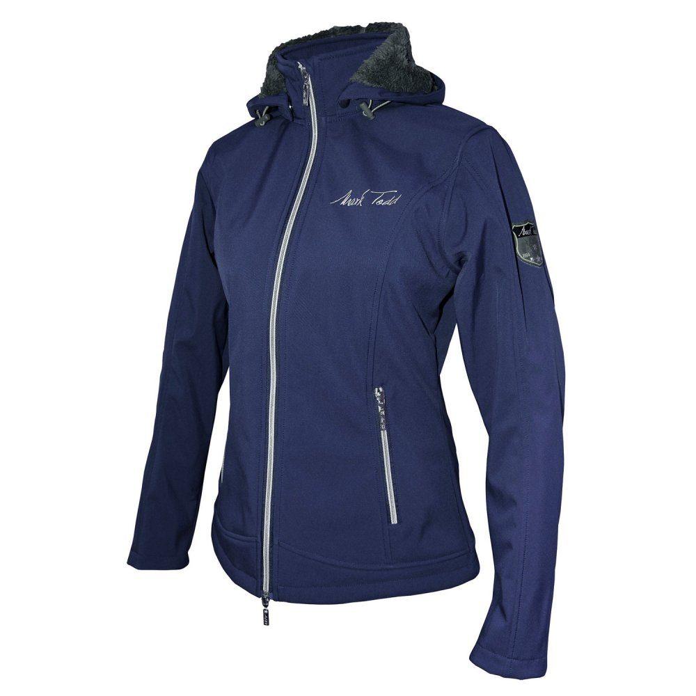 Las Soft S Fleece Lined Jacket