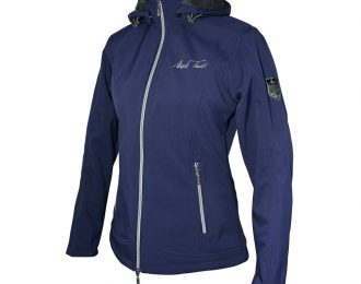 Mark Todd Ladies Soft Shell Fleece Lined Jacket