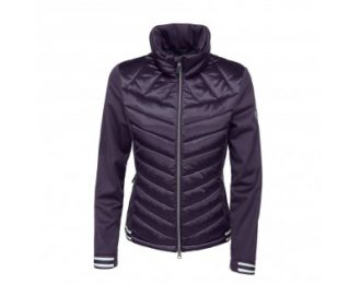 Pikeur Calina Ladies Soft Shell Jacket Material Mix