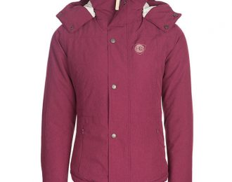 Horseware Brianna Riding Jacket – Berry