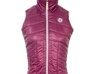 Horseware Eve Padded Gilet – Berry