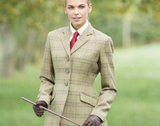 Equetech Hambleden Tweed Riding Jacket