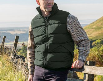 Hoggs Of Fife – Rover Feather Weight Gilet
