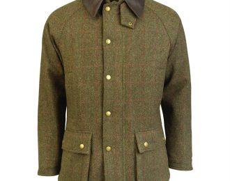 Barbour Tweed Gamefair Jacket