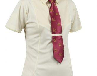Short Sleeve Tie Shirt – Children