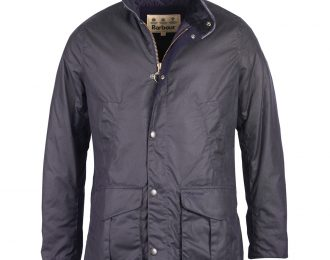 Barbour Hereford Mens Wax Jacket