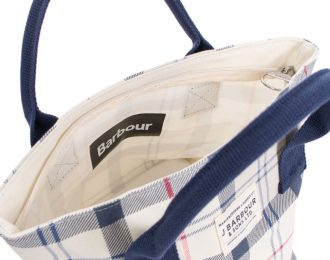 Barbour Leathen Tote