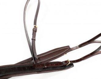 Berney Padded Leather Breastgirth