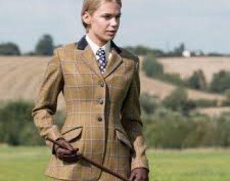 Equetech Studham Deluxe Tweed Jacket