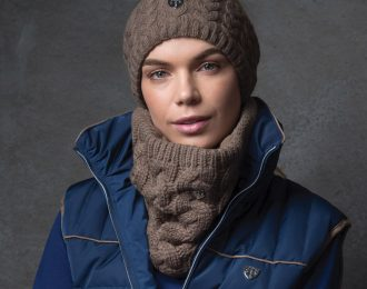Equetech Cable Twist Knit Loop Snug