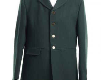 Green Hunt Coat