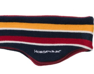 Horseware Stripped Ear Warmers