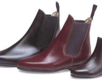Regent Junior Steed Jodhpur Boot