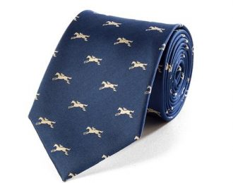 Silk Tie – Race Horses