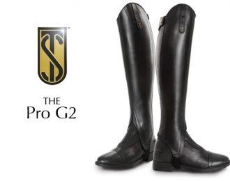 Tredstep Pro G-2 Half Chap