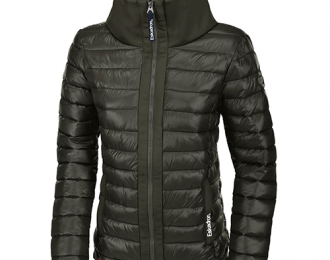 Ladies amy jacket with high neck