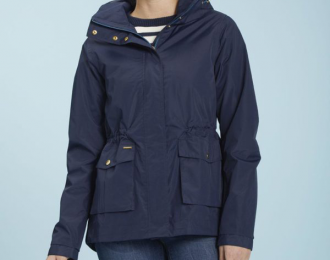 Ackleton ladies waterproof coat