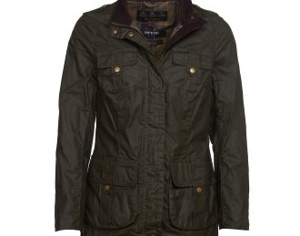 Defence Lightweight Wax Jacket