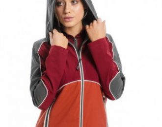 Eliza Waterproof Softshell Jacket
