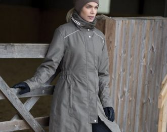 Equetech Ladies Rushmere Waterproof Coat